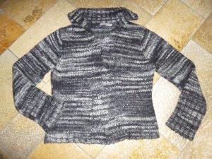 Wollpullover von turnover mit Schalkragen