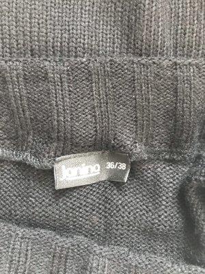 Gonna di lana grigio