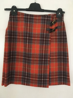 More & More Wool Skirt multicolored