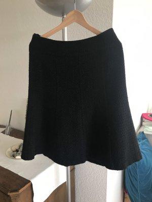 Zara Basic Jupe tulipe noir