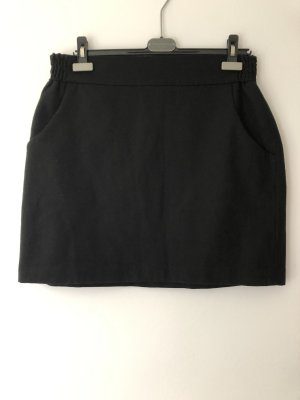 Esprit Wool Skirt black