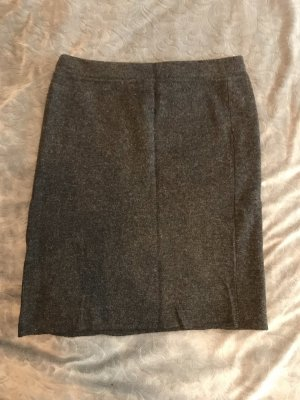 Wool Skirt anthracite-dark grey