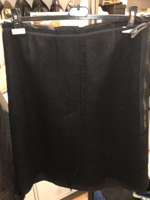 Prada Wollen rok zwart Wol