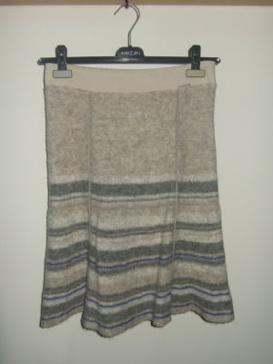 Marc Cain Wool Skirt multicolored