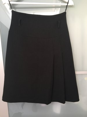 Ana Alcazar Wool Skirt black