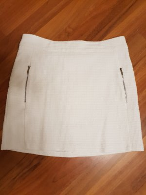 Orsay Miniskirt natural white