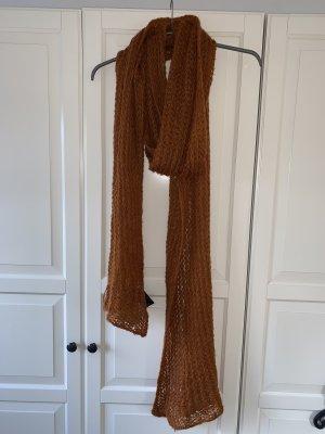 H&M Bufanda de lana camel