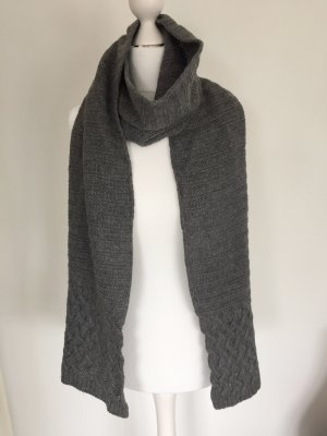 Furla Bufanda de lana gris