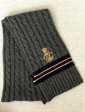 Polo Ralph Lauren Wollen sjaal donkergrijs