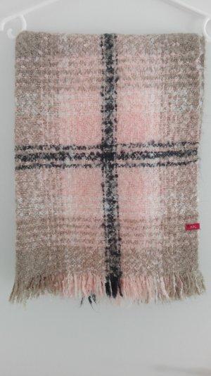 Edc Esprit Wollen sjaal veelkleurig Polyester