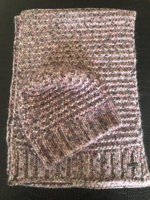 Joop! Woolen Scarf multicolored