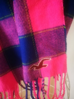 Hollister Woolen Scarf multicolored