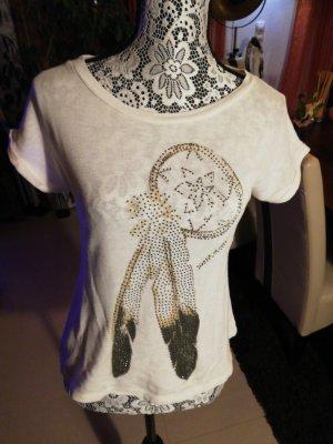 Madonna Camisa tejida multicolor