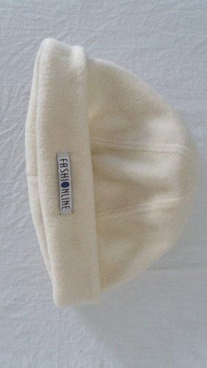 Wollweise Fleece-Mütze