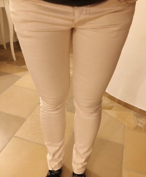 Wollweisse Cheap Monday skinny Jeans