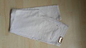 wollweisse Jeans von Zara