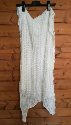 H&M Knitted Scarf natural white