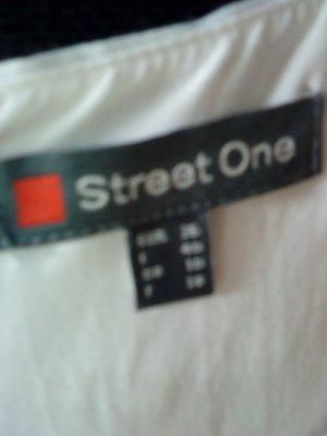 wollweißes edles Kleidchen von Street One 36