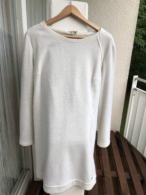 Wollweißes Wollkleid von Cinque