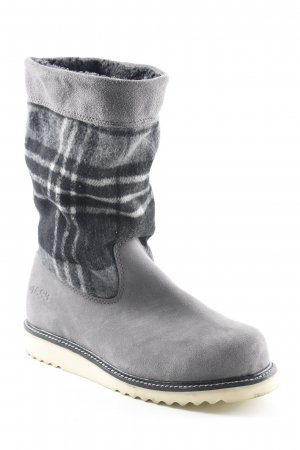 Wolverine Snowboots Karomuster Casual-Look