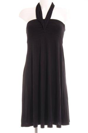 Woman by Tchibo Bandeaukleid schwarz schlichter Stil