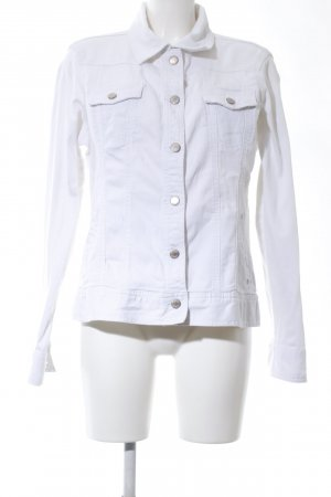 Woman by Tchibo Denim Jacket white casual look