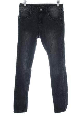 Woman by Tchibo Slim Jeans schwarz Casual-Look