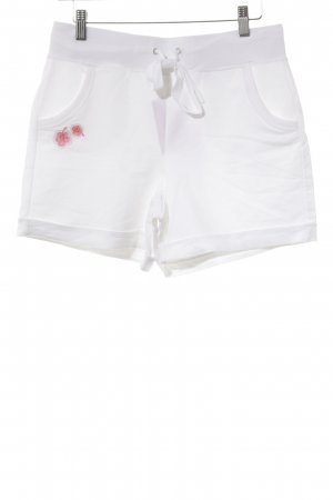 Woman by Tchibo Short de sport blanc-saumon Look de plage