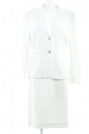 Woman Collection H&M Ladies' Suit white business style