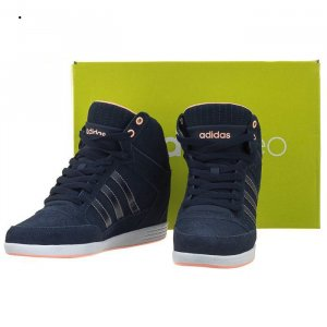 WOMEN ADIDAS NEO SUPER WEDGE SHOES