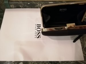 Women Clutch Hugo Boss