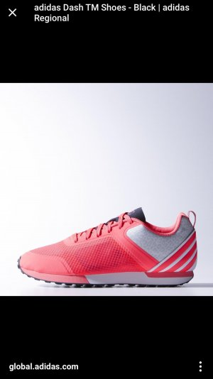 Women's Adidas Neo Dash Trainers