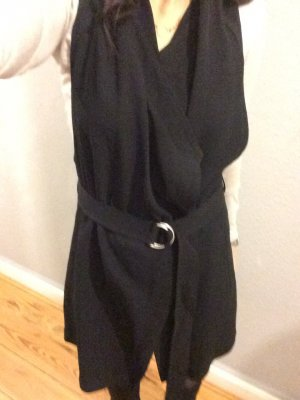 Women's Helmut Lang 'Torsion' Long Vest Gr. S