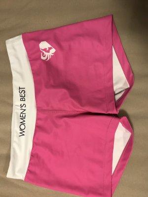 Womens Best short pink