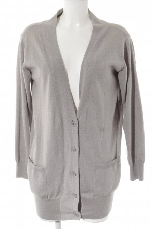 Won Hundred Cardigan grau Casual-Look