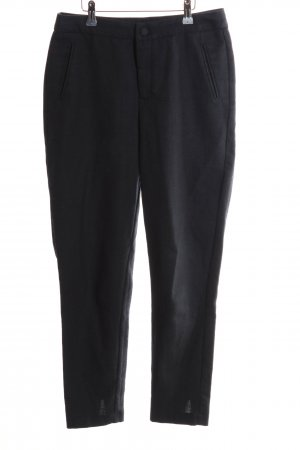 Won Hundred Woolen Trousers black business style