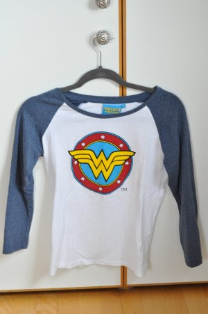 Wonder Women Shirt Longsleeve Topshop