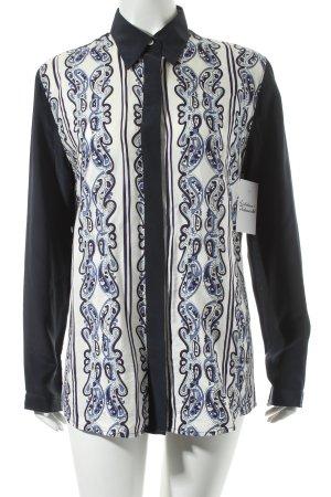 Wood Wood Hemd-Bluse Paisleymuster klassischer Stil