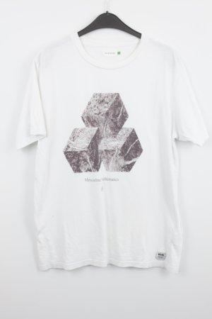 Wood Wood T-Shirt Gr. L weiß (18/7/161)