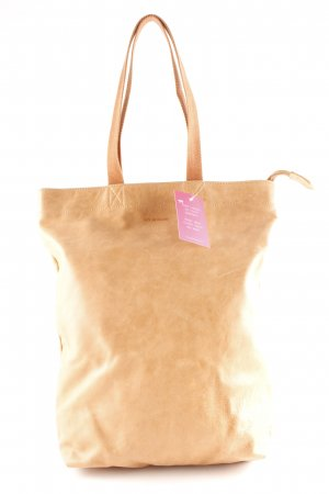Wood Wood Tote camel Casual-Look