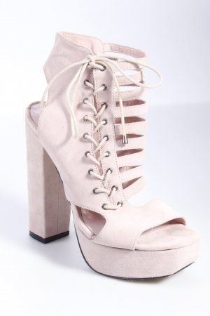 Woodies by Jeffrey Campbell Sandaletten Cut-Outs