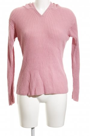 Woodpecker Strickpullover rosa Casual-Look
