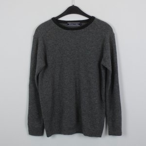 WOOLOVERS Pullover Gr. S grau (18/10/142)