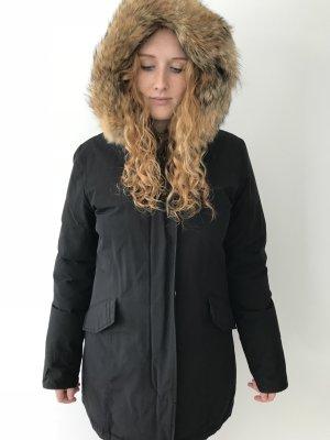 Woolrich Winter Coat black