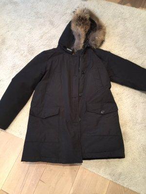 Woolrich Arctic Parka black wie neu XL