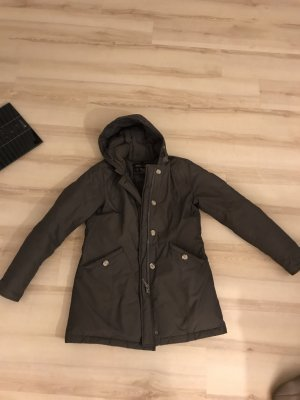 Woolrich Winter Coat black-anthracite