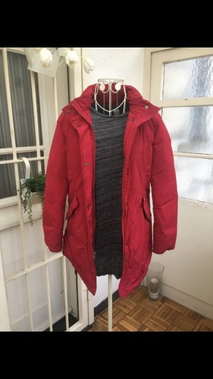 Woolrich Arctic Parka cherry red