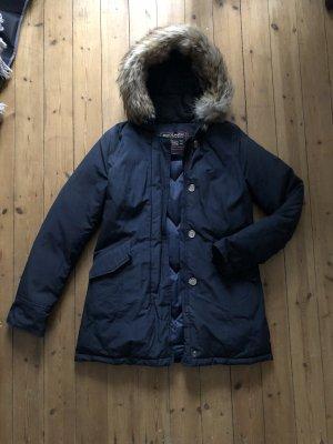 Woolrich Arctic Parka Damen Fell Pelz Tailliert