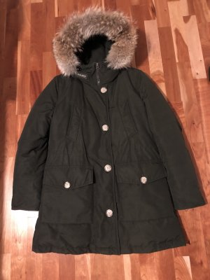 Woolrich Giacca invernale verde scuro