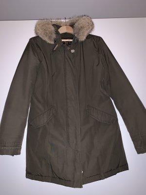 Woolrich Arctic Parka dunkelgrün Größe L